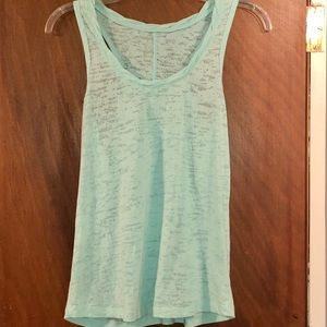 Urban Outfitters BDG Burnout Racerback Tank Top
